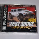 test drive off road ps1 video game 1997 accolade