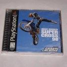 jeremy mcgrath super cross 98 ps1 video game