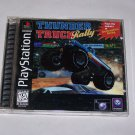 thunder truck rally playstation gane ps1 1997 psygnosis