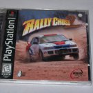 rally cross 2 playstation game ps1 1998 989 studios