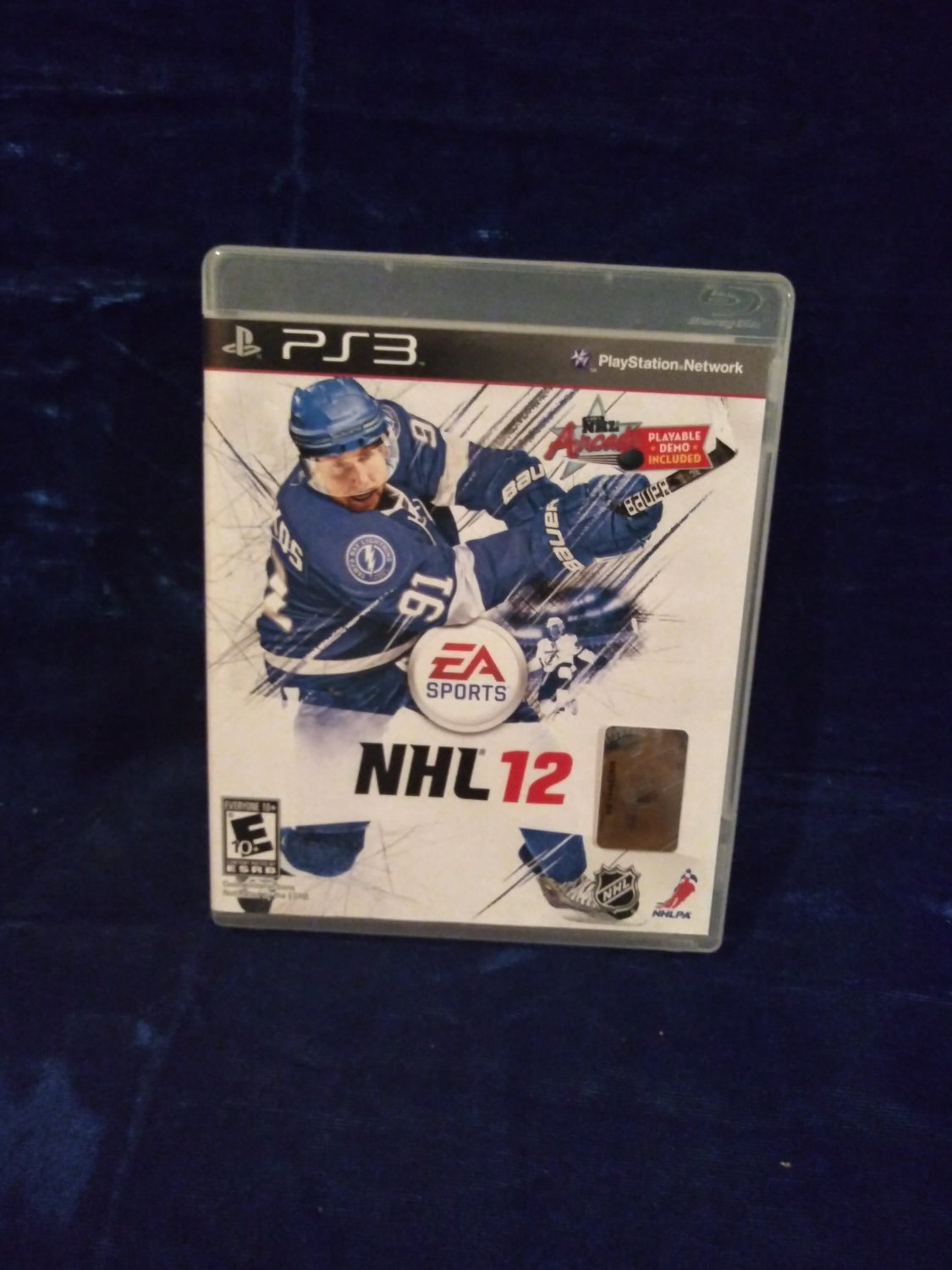 NHL 12 PS3 game