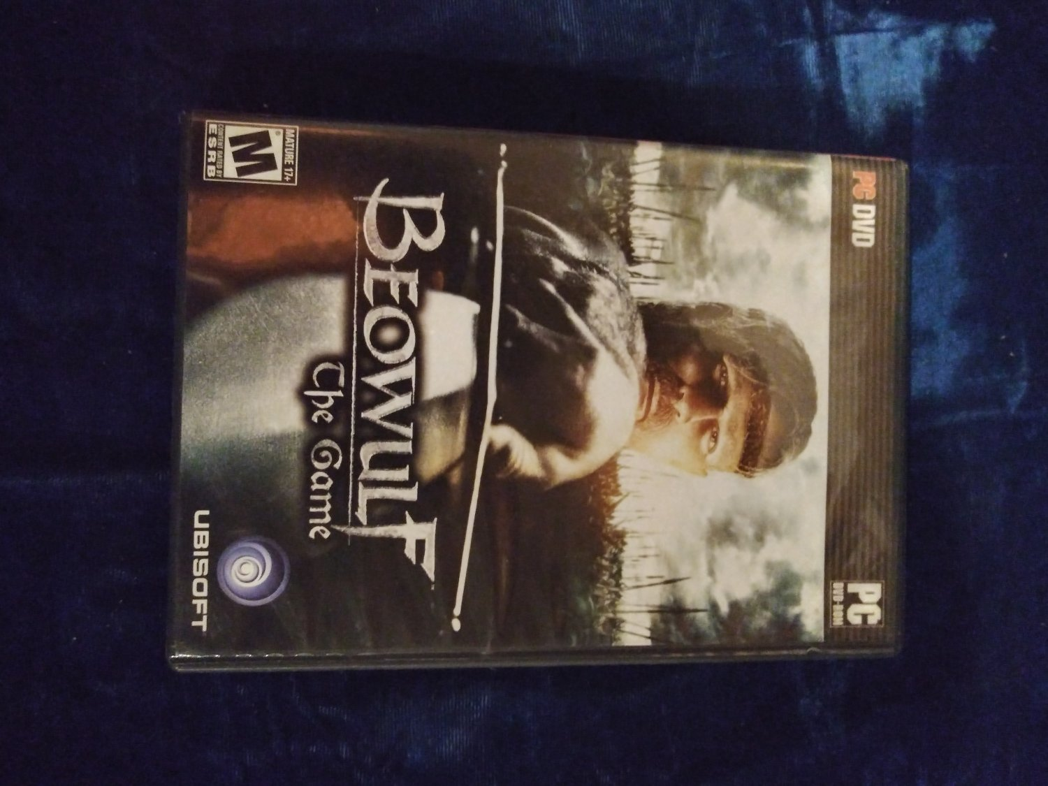 Beowulf the game 2007 cd pc game