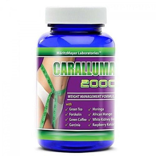 CARALLUMA 2000 FORMULA (10:1)RATIO Appetite Suppressant- Get MAXIMUM Weight Loss
