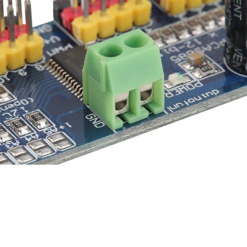 PCA9685 16-Channel 12-bit PWM Servo motor Driver I2C Module For Arduino Robot HC