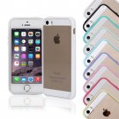 Colorful PC Hard  Cover Case For Apple iphone 5S/6/6 plus +Screen Protector HC