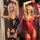 Sexy Lingerie Nightwear Underwear Ladies G String Bra Sleepwear Babydoll HC