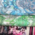 Fashion Lady Girls Vintage Long Soft Chiffon Scarf Wrap Shawl Stole Scarves HC