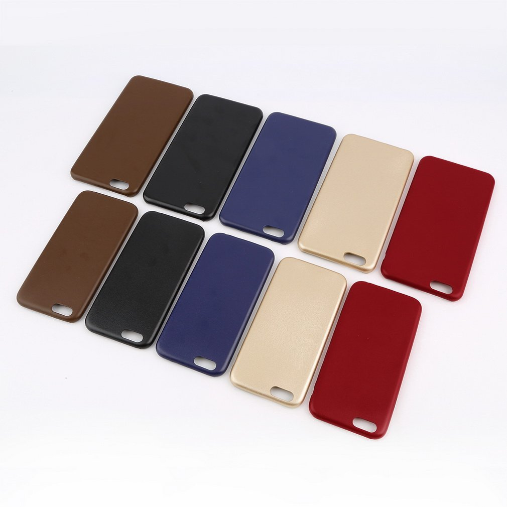 "Luxury Ultra-thin PU Leather Case Cover For Apple iPhone 6 4.7"" / Plus 5.5"" hc"