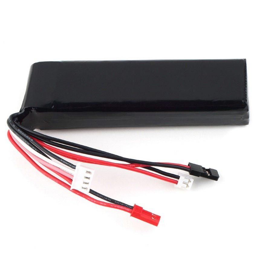 Hot Power 11.1v 2200mah Li-Po Li-Polymer Rechargeable Battery HC