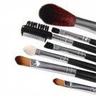 7pcs Makeup Brushes Cosmetic Set Case Kit Foundation Powder Eyeshadow HC