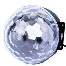 6 Colors LED Crystal Magic Ball Effect Light for Disco DJ Stage Party HC