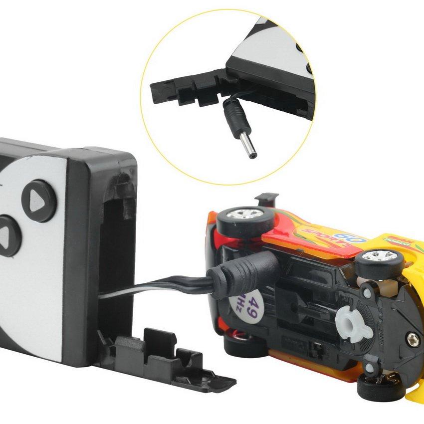 Coke Can Mini Speed RC Radio Remote Control Micro Racing Car Toy Gift New HC