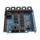 Sensor Shield V4 Digital Module & Servo Motor For Arduino UNO Duemilanove HC