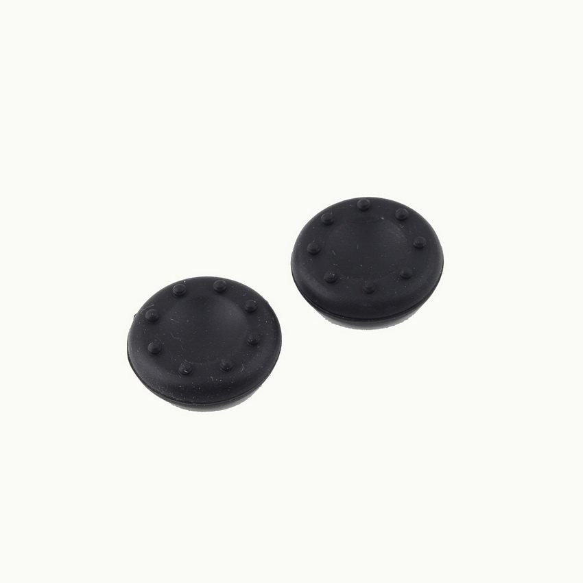 Pair Black Joystick Thumbsticks Cap Caps for Sony PS3 PS4 XBOX 360 Controller HC