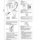 NEW Portable Keychain LED Alcohol Breath Tester Breathalyzer HC