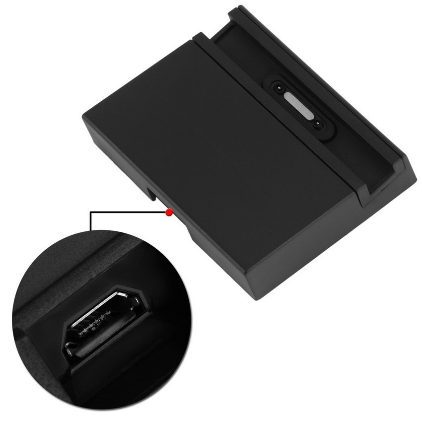 Magnetic Charging Dock Charger Station Cradle For Sony Xperia Z3MIni DK48C HC