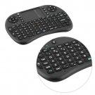 Mini Wireless Keyboard Multi-media Remote Control Touchpad Handheld Keyboard HC