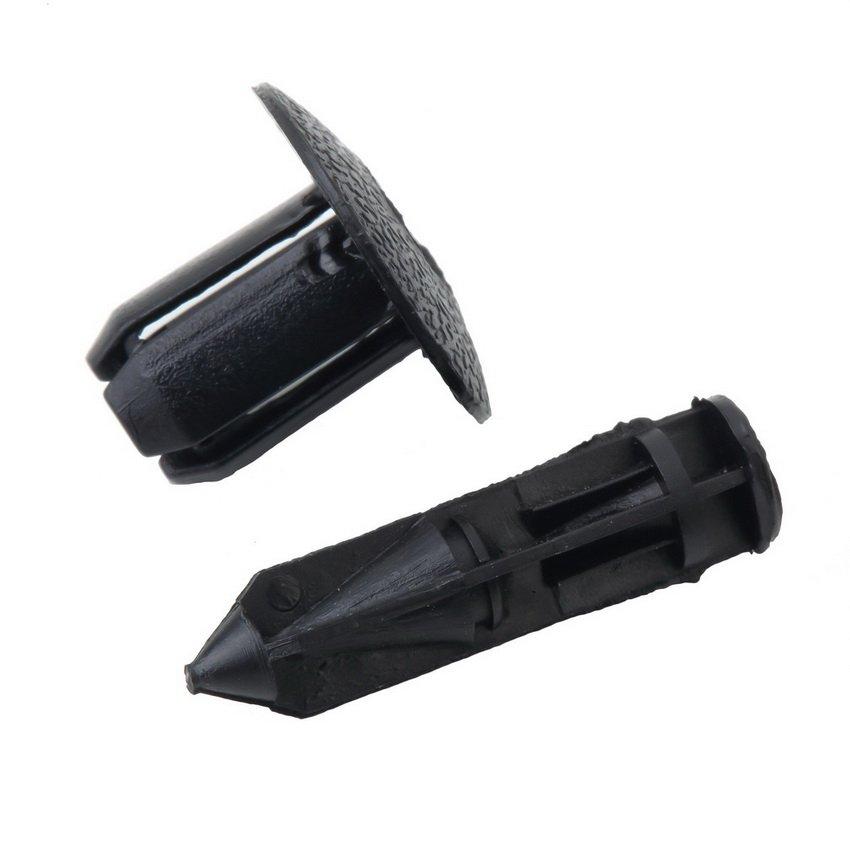 Plastic Car Door Trim Panel Retainer Clip Fastener for HONDA NISSAN SUZUKI HC