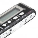 4GB 650Hr USB LCD Screen Digital Audio Voice Recorder Dictaphone MP3 Player HC