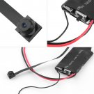 HD 1080P DIY Module Hidden Camera Video MINI DV DVR Motion w/ Remote Control HC