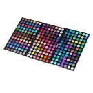 Full 252 Color Eye Shadow Makeup Cosmetic Shimmer Matte Eyeshadow Palette HC