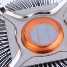 CPU Heat Sink Aluminium Intel Socket Base 775 Fan Cooler Cooling For Computer HC