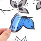 Home Decor Butterfly Wall Sticker Room Wall Art Decal Mural Sticker DIY HC
