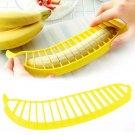 Banana Slicer Chopper Cutter for Fruit Salad Sundaes Cereal Kitchen Tools HC