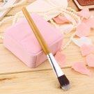 Professional Beauty Home DIY Bamboo Handle Facial Eye Mask Brush Tool HC