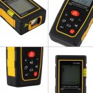 40M Handheld Digital Laser Distance Meter Range Finder Measure Diastimeter HC