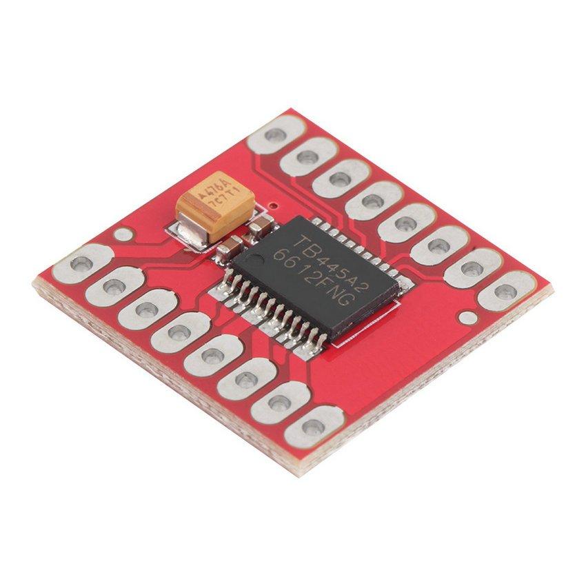 Dual DC Stepper Motor Drive Controller Board Module TB6612FNG Replace L298N HC