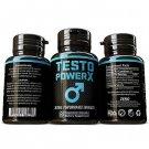 Testo booster power pills libido stamina male performance enhancer