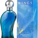 WINGS for Men by Giorgio Beverly Hills Cologne 3.4 oz New in Box