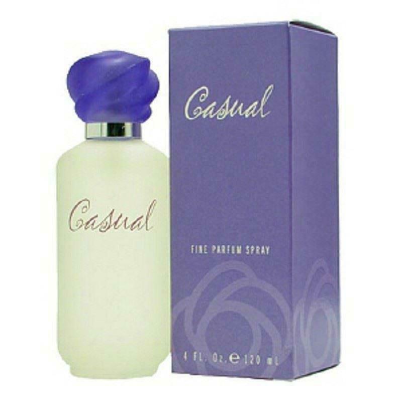 CASUAL by Paul Sebastian Fine Perfume 4.0 oz New in Box