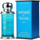Thallium Anonymous by Yves de Sistelle for him EDT 3.3 / 3.4 oz New in Box