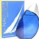 NAUTICA AQUA RUSH 3.3 oz / 3.4 oz edt for Men NEW IN BOX