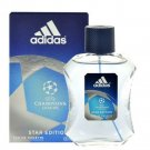 CHAMPIONS LEAGUE STAR EDITION by Adidas cologne for men EDT 3.3 / 3.4 oz New in