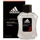 Adidas TEAM FORCE Cologne for Men 3.4 oz edt 3.3 spray New in BO