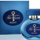 Her Secret Night by Antonio Banderas for her EDT 2.7 oz New in Box