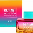 Radiant Seduction Blue by Antonio Banderas for women EDT 3.3 / 3.4 oz New in Box