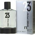 23 By Michael Jordan cologne for men EDC 3.3 / 3.4 oz New in Box