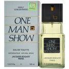 ONE MAN SHOW HIGHLY CONCENTRATED by Jacques Bogart Cologne 3.3 / 3.4 oz NEW IN B