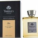 Gentleman Elite by Yardley London cologne for men EDP 3.3 / 3.4 oz New in Box