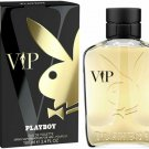 PLAYBOY VIP by PLAYBOY Cologne for Men 3.3 / 3.4 oz edt Spray NEW IN BOX
