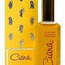 CIARA 100 Strength by Revlon Perfume 2.3 New in Box