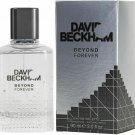 Beyond Forever David Beckham Men cologne edt 3.0 oz NEW IN BOX