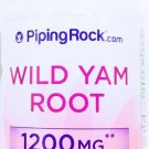 1200mg Wild Yam Root Extract 100 Capsules Estrogen Menopause Fertility Support