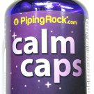 Calm Caps Relaxation Anxiety Herbal Complex 180 Capsules Calming Sleep Aid Pill