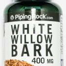 400mg White Willow Bark 120 Capsules Salix Alba Joint Muscle Support Supplement