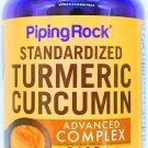 2400mg Turmeric Curcumin Root Extract Complex Black Pepper 95% Curcuminoids Pill